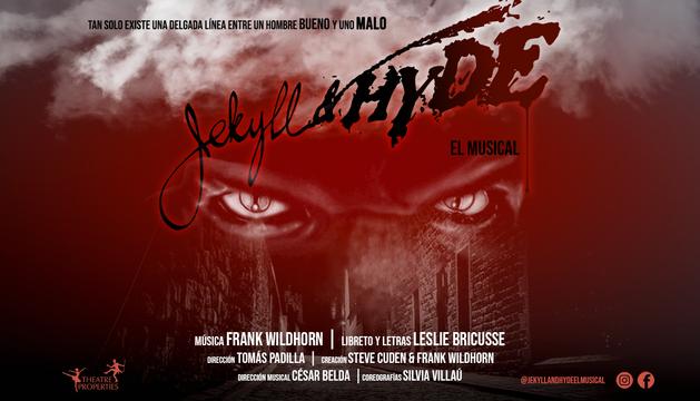 Cartell d'un dels musicals més famosos de Broadway que arriba ara al Teatre de la Llotja de Lleida.