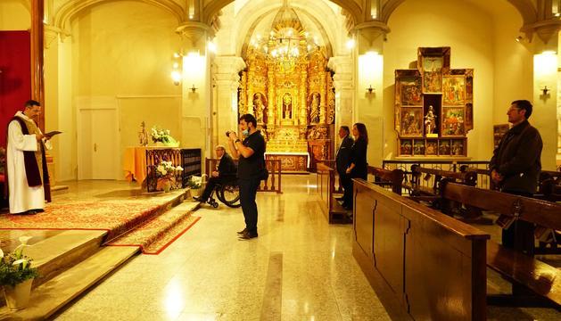 Aquest any la cerimònia de la Santa Creu es va celebrar únicament amb la presència de les autoritats locals, tot i que es va retransmetre per YouTube.