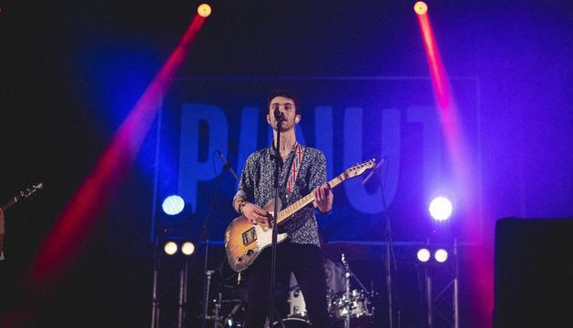 Pinut va presentar el treball 'Rursus' al Pavelló Esportiu d'Alcoletge el mes de novembre passat.