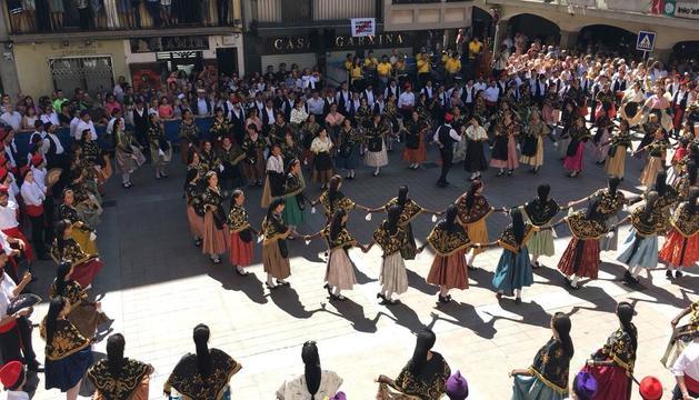 El Ball Cerdà és l'acte més tradicional de la capital de l'Alt Urgell.