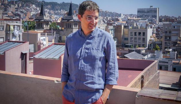 """Jordi Muñoz: """"Hem avançat molt, el suport a la independència fa vint anys era anecdòtic"""""""