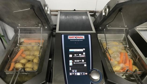 La tecnologia dels aliments i la cuina d'avui