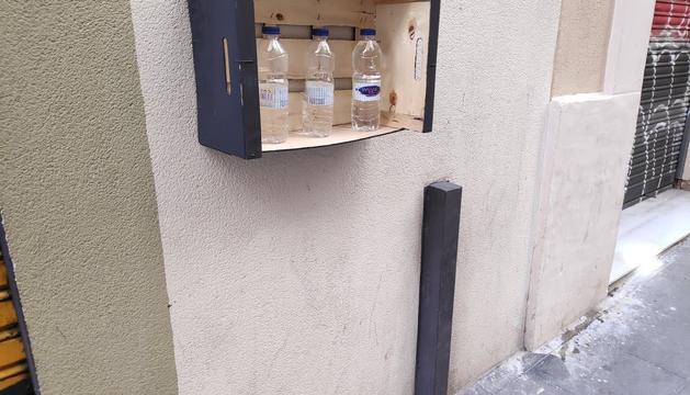 Una manera molt pràctica i barata de mantenir els carrers nets