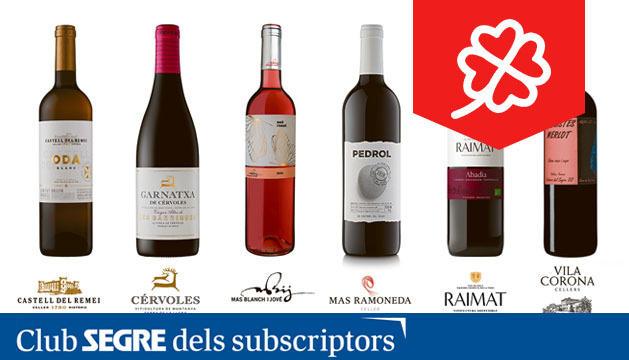 Els vins de la DO Costers del Segre, conreats en cellers de les Terres de Lleida, es caracteritzen per ser innovadors en les varietats de raïm i en els mètodes de producció.