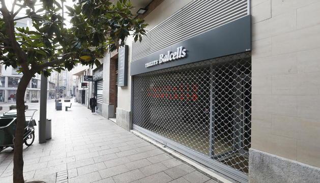 Ikea Dissenya s'ubicarà en aquest local del número 3 de Pi i Margall, a l'Eix i al costat de l'Auditori.
