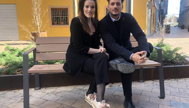 Miquel Ros i Raquel Sanchiz són els impulsors de Katumpa.
