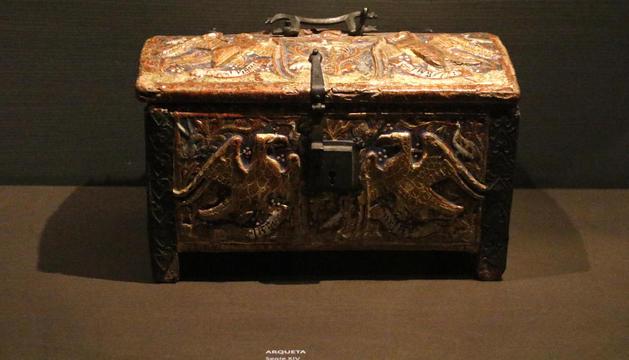 Una vintena peces de les 111 en litigi de les parròquies de la Franja ja han sortit del Museu de Lleida