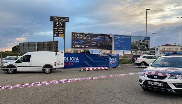 Investiguen la mort d'una persona que haurien trobat dins del maleter d'un cotxe a Lleida