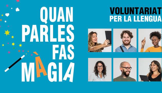 El programa Voluntaris per la Llengua, un mètode pràctic per assolir un bon nivell de català.