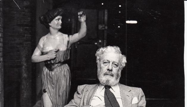 El cineasta Luis García Berlanga, fallecido en noviembre de 2010.