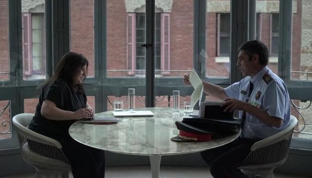 Entrevista al 'major' Trapero