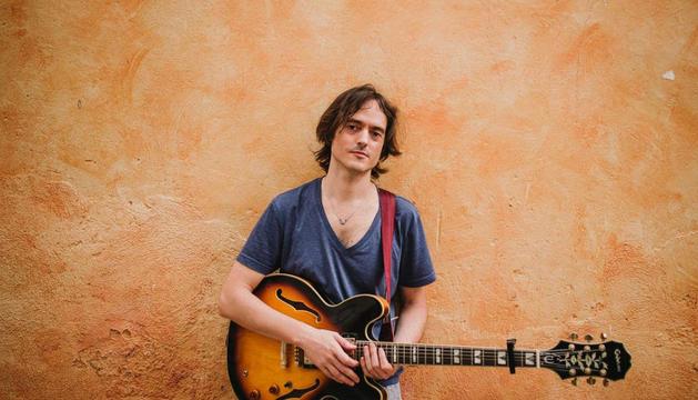 El barcelonés Daniel Lumbreras presentará su nuevo disco.