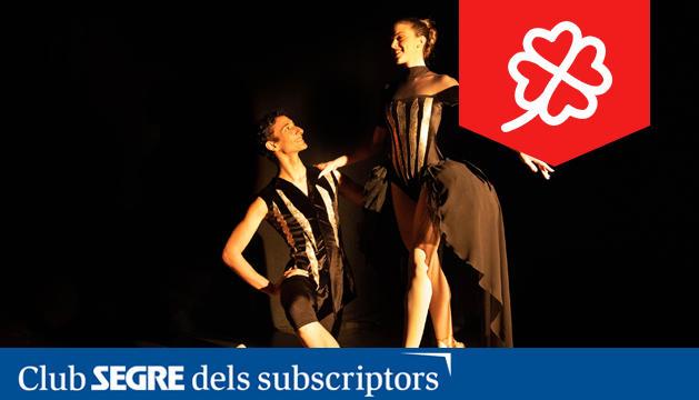 'Dancing Vivaldi' és un espectacle coproduït pel PAR en dansa, l'Orquestra Simfònica Victoria de los Ángeles i l'Orfeó Lleidatà.