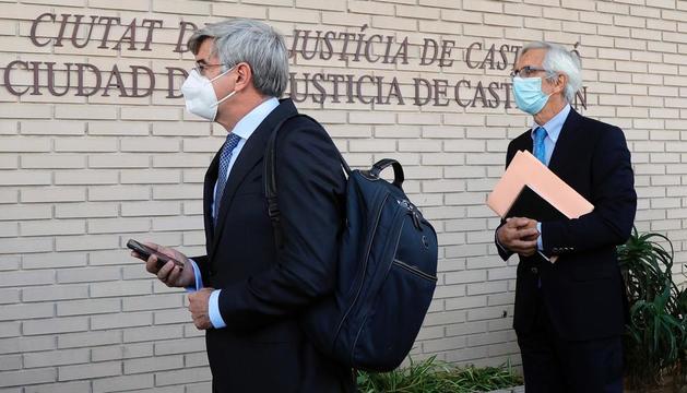 Els directius de Castor defensen la seguretat del projecte davant del jutge
