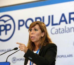 Sánchez Camacho creu que Fernández Díaz és un actiu i Rajoy ho tindrà en compte