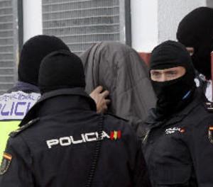 Detinguts a Madrid i Barcelona dos marroquins com a presumptes gihadistes