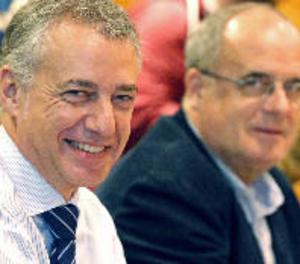 """PNB i PSE tanquen un """"acord polític"""" per governar junts el País Basc"""