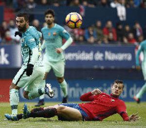 El Barcelona es retroba amb la victòria en Lliga amb un gran Messi