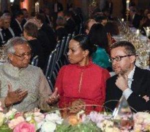 Llagosta i guatlla per al menú del banquet dels Premis Nobel