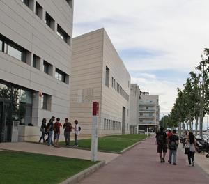 El campus de Cappont de la UdL