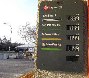 Els carburants pugen amb força i marquen màxims anuals