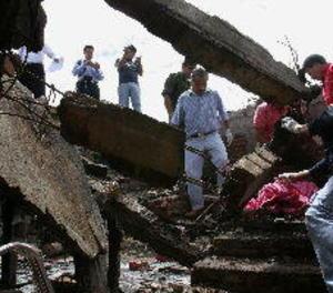 Explosions en un mercat mexicà de pirotècnia causen 36 morts i 72 ferits