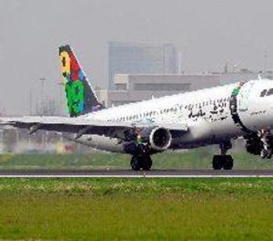 Aterra a Malta un avió libi segrestat amb 118 persones a bord