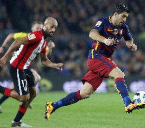 Barcelona i Athletic es creuen per tercera temporada consecutiva a la Copa del Rei