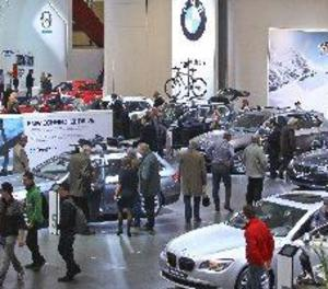 Els cent anys de BMW aparquen al museu de l'automòbil de Brussel·les