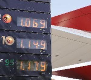 La gasolina i el gasoil arrenquen l'any en màxims des de l'estiu del 2015