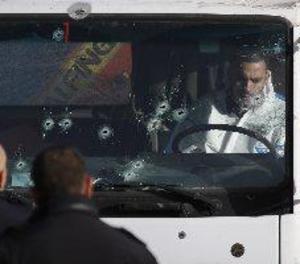 Almenys 4 morts i 15 ferits en un atac amb un camió a Jerusalem Est