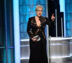 Trump ataca Meryl Streep per les seues crítiques i la titlla d'actriu