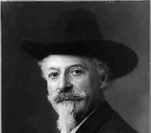 Un segle després de la seua mort honren Buffalo Bill, pare del Xou de l'Oest