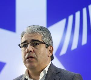 el diputat i exconseller de Presidència de la Generalitat Francesc Homs