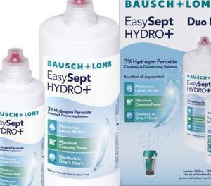 Sanitat retira del mercat un líquid de neteja i desinfecció de lents de contacte