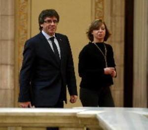 Els catalans aproven amb un 5,5 al Govern de Junts pel Sí i rebutgen apujar impostos