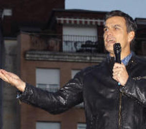 Pedro Sánchez anuncia que es presentarà a les primàries per liderar el PSOE
