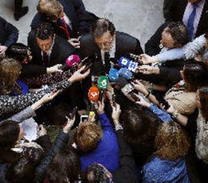 Rajoy respon que no hi haurà un referèndum a Catalunya