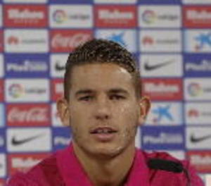 Detingut el jugador del Atlético Lucas Hernández per maltractaments a la seua nòvia