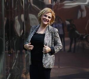 La periodista y escritora Pilar Rahola