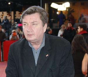 El cineasta finlandès Aki Kaurismäki, dilluns passat a la Berlinale.
