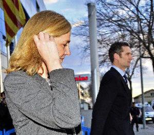 La Justícia haurà de tornar a la infanta Cristina almenys 322.000 euros