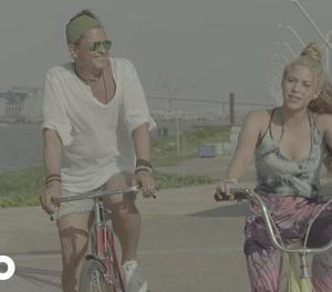 Carlos Vives i Shakira, demandats per plagi pel seu tema 'La bicicleta'