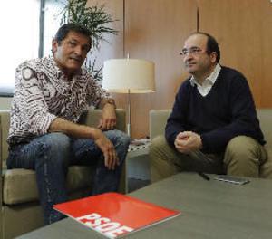 PSOE i PSC donen llum verda aquest dilluns al text que tanca la crisi del no a Rajoy