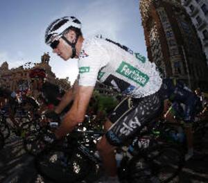 Froome, Contador i Valverde, entre els preinscrits a la Volta Catalunya