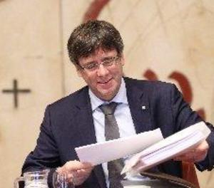 Puigdemont promet trobar la manera de convocar un referèndum