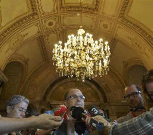 Junts pel Sí i CUP tanquen en una sessió la ponència de la reforma per a