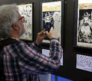 Eisner, l'autor que va subvertir les regles del còmic i en va construir unes de noves