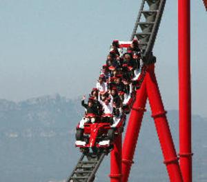 Ferrari Land obre portes amb la previsió d'atreure un milió de visitants