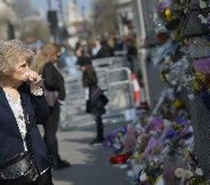Mor un dels ferits en l'atemptat perpetrat el març passat a Londres